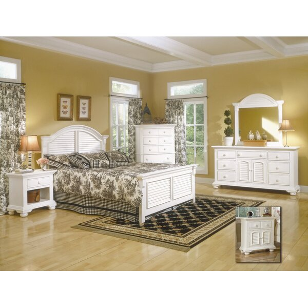 Montcerf Panel Configurable Bedroom Set by Lark Manor