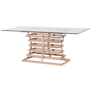 Qubix Dining Table by Nuevo