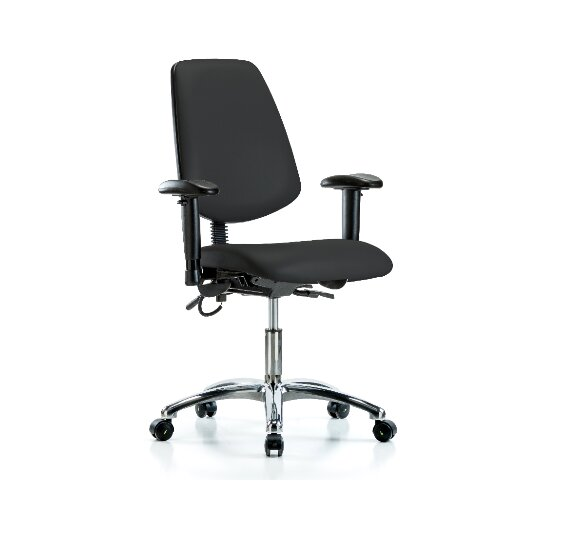 Celina Desk Height Ergonomic Office Chair by Symple Stuff