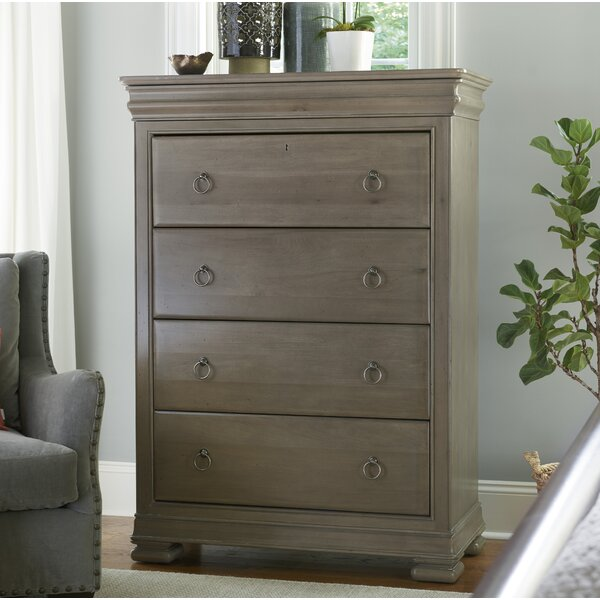 Baily 4 Drawer Chest by Darby Home Co