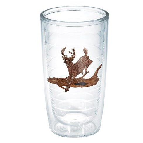 Great Outdoors Deer Running Plastic Every Day Glass by Tervis Tumbler