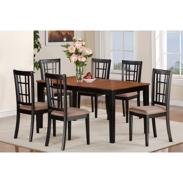 Cleobury Extendable Dining Set by August Grove August Grove