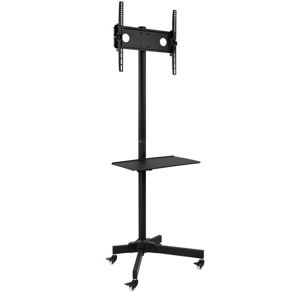 Hanson Adjustable Mobile Floor Stand Mount By Symple Stuff