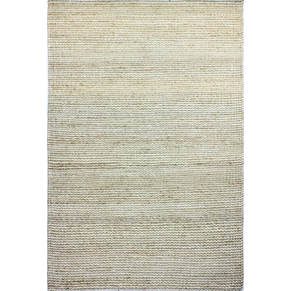 Deaver Hand-Knotted Natural Area Rug by Laurel Foundry Modern Farmhouse