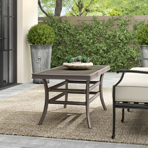 Premont Metal Coffee Table by Greyleigh