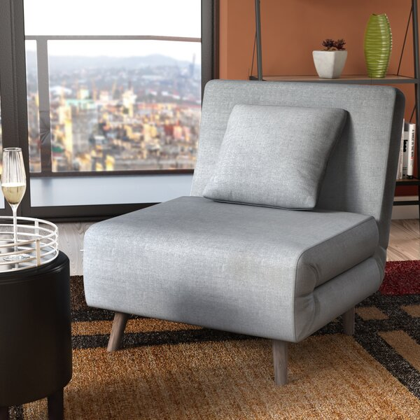 Baylee Convertible Chair by Ivy Bronx
