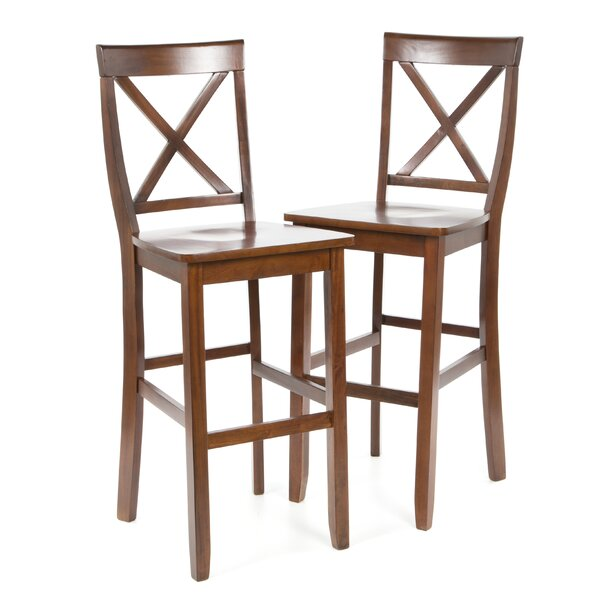 Neihart 30 Bar Stools (Set of 2) by Beachcrest Home