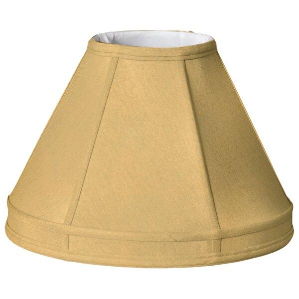 16 Silk Empire Lamp Shade by Alcott Hill