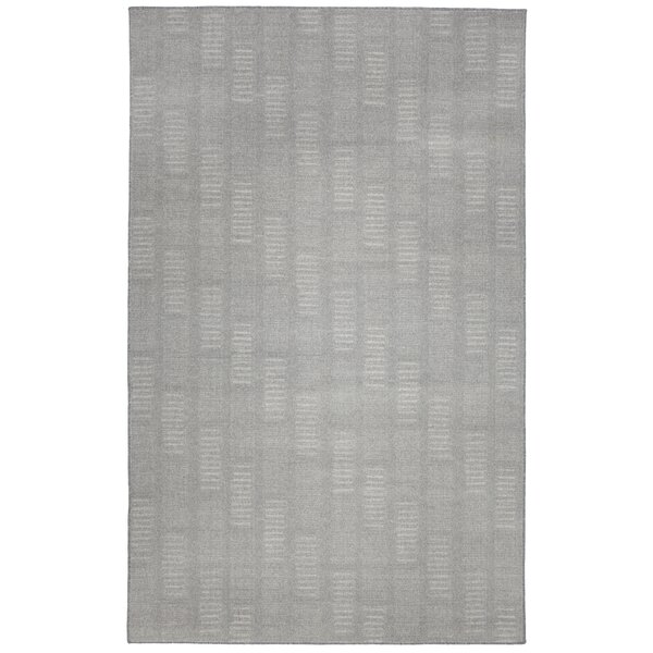 Mohawk Gray Indoor Area Rug by Under the Canopy