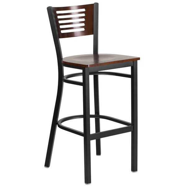 Pyron 29.75 Bar Stool by Latitude Run