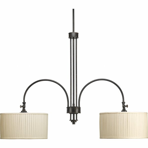 Cooley 2 - Light Shaded Classic / Traditional Chandelier By Gracie Oaks