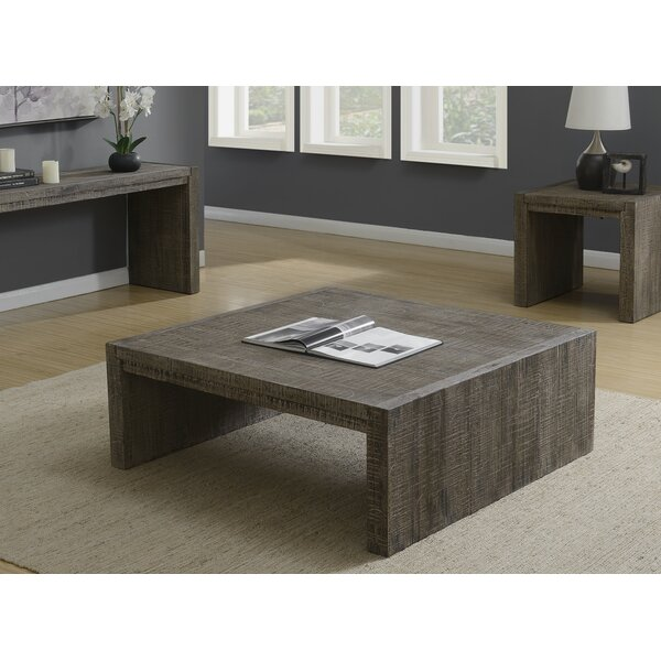 Stackpole Coffee Table by Millwood Pines