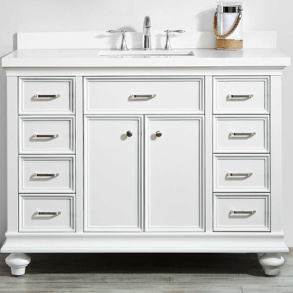 Weisner 48 Single Bathroom Vanity Set by Alcott Hill