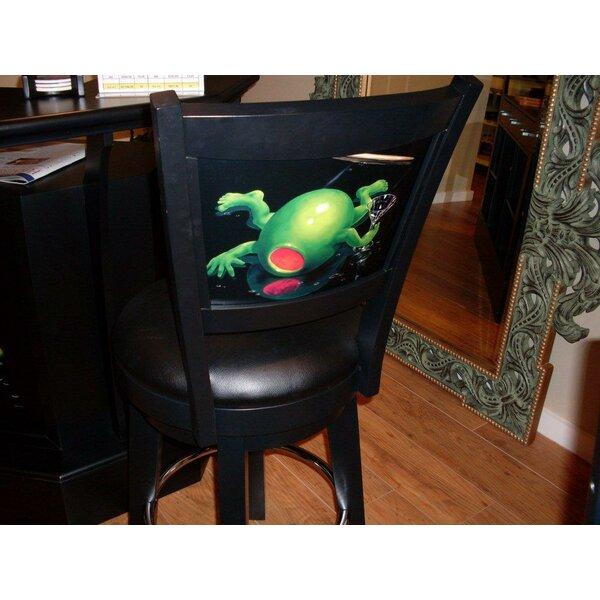 Goddard Series Swivel Bar Stool by ECI Furniture