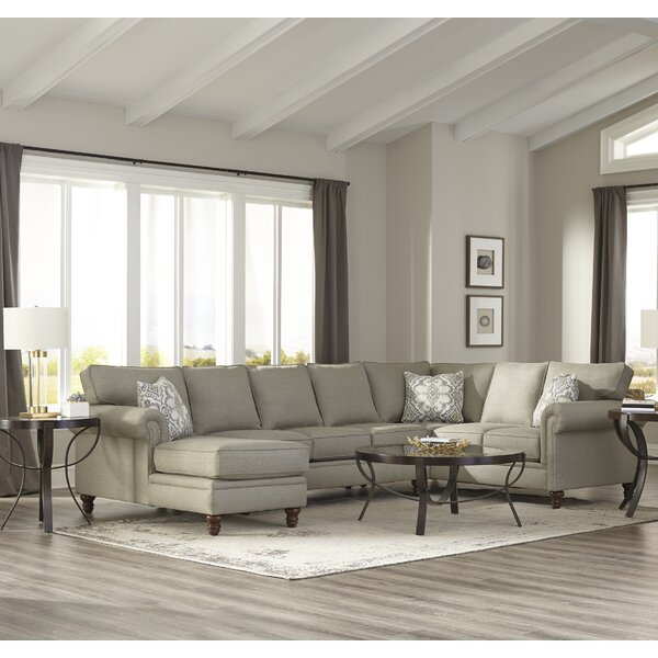 Crothersville U-shaped Sectional by Darby Home Co