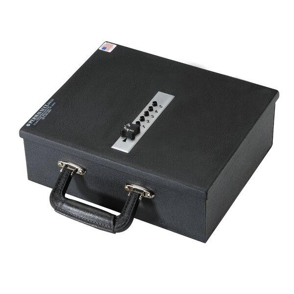 Key Lock Commercial Gun Safe .29 CuFt by Perma-Vault
