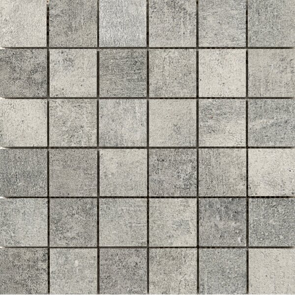 Chiado Mosaic 2 x 2 Porcelain Mosaic Tile in Jerome by Emser Tile