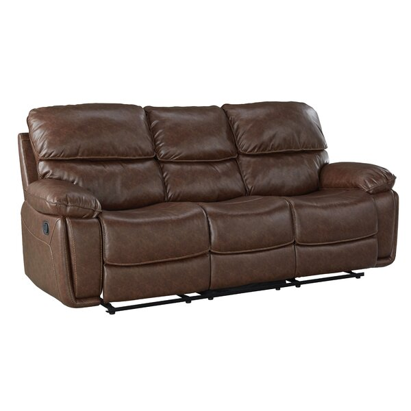 Menlo Reclining Sofa by Red Barrel Studio