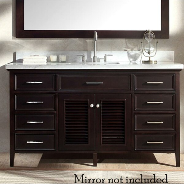 Hamil 61 Single Bathroom Vanity Set by Highland Dunes