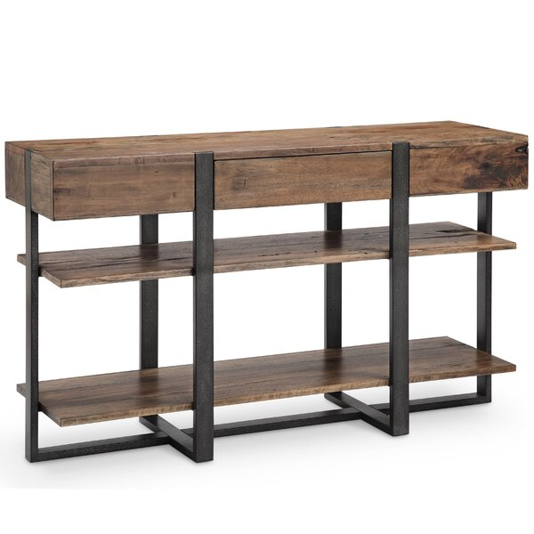 Langdon Modern Console Table by Modern Rustic Interiors
