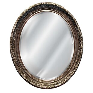 Hickory Manor House Ornate Bevel Accent Mirror