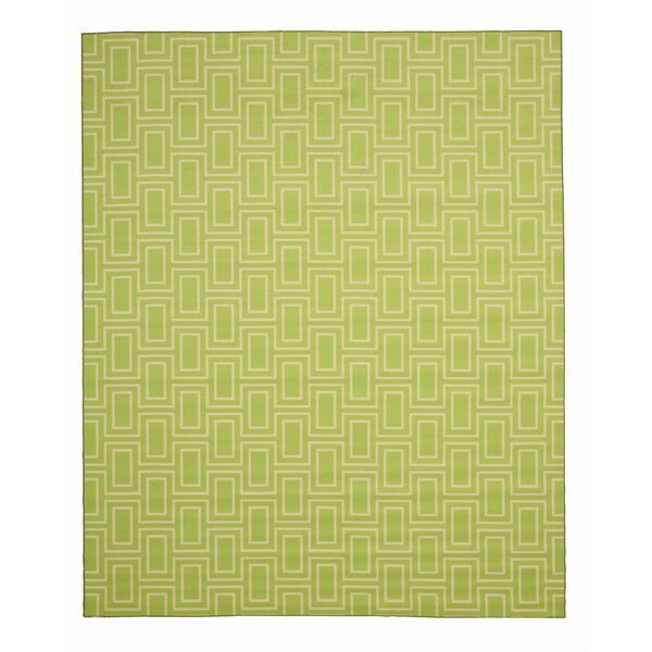 Allison Green Area Rug by Threadbind