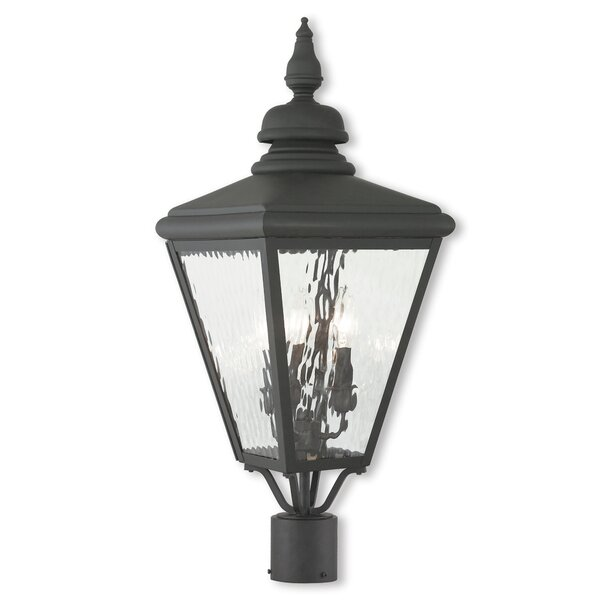 Guillory 3-Light Lantern Head by Three Posts