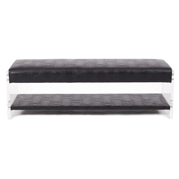 Chaplin Storage Bench by Iconic Home