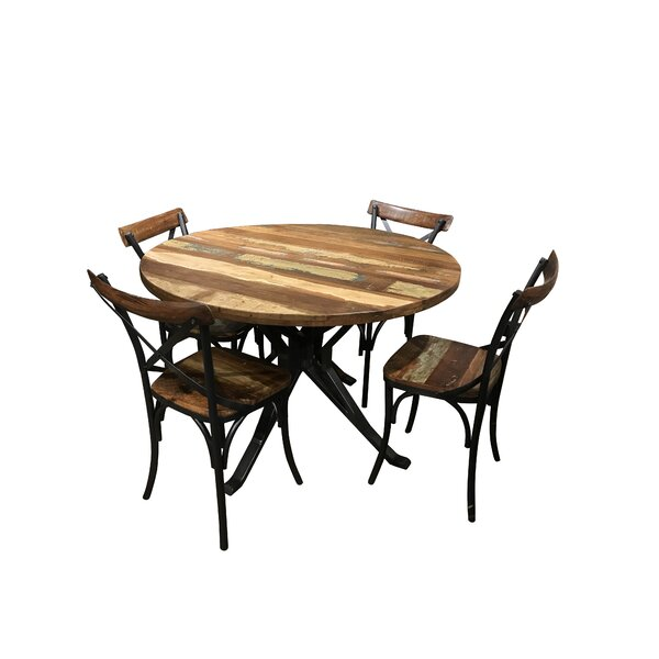 Pascoe 5 Piece Dining Set by Gracie Oaks