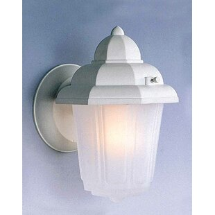 Trend 1-Light Outdoor Sconce By Volume Lighting
