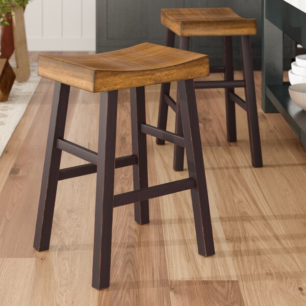 Hayden 25 Bar Stool (Set of 2) by Loon Peak