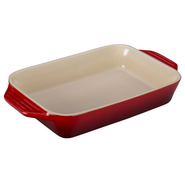 Stoneware Rectangular Baking Dish by Le Creuset