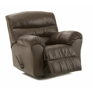 Durant Leather Manual Recliner by Palliser F..