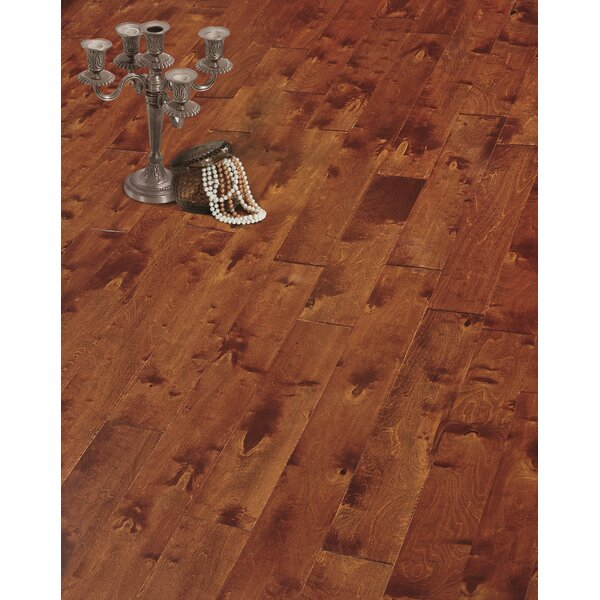 5 Engineered Birch Hardwood Flooring in Aleutian by Albero Valley