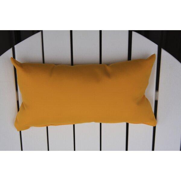 Lamothe Rectangular Adirondack Chair Outdoor Lumbar Pillow by Charlton Home