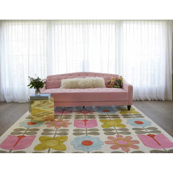 Flower Child Hand-Tufted Area Rug by Novogratz