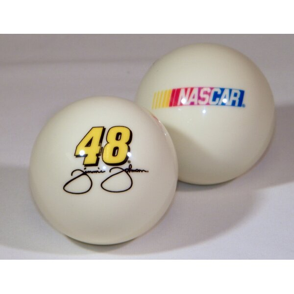 NASCAR Cue Ball by Wave 7