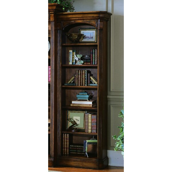 Brookhaven Library  Bookcase By Hooker Furniture