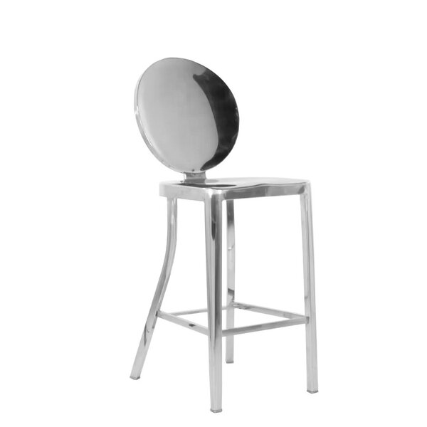 Chevy 30 Bar Stool by House of Hampton