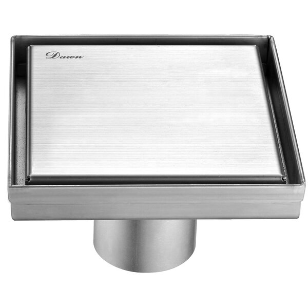 Volga River 2 Grid Shower Drain by Dawn USA