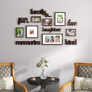 Peavey 13 Piece Family Picture Frame Set