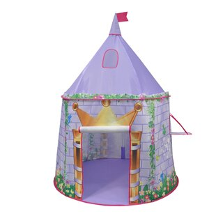 Tentsy Princess Castle Play Tent  sc 1 st  Wayfair & Play Tents u0026 Teepees