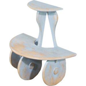 Funky End Table by Sarreid Ltd