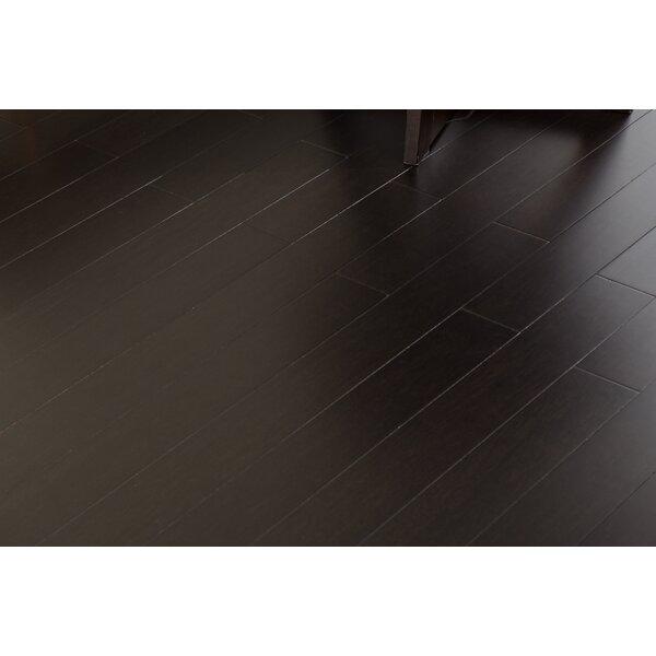 3-6/7 Solid Strandwoven Bamboo Flooring in Ebony N