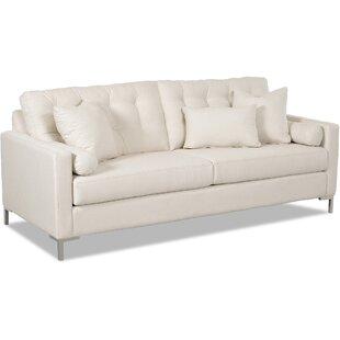 Harper Sofa with Metal Legs by Wayfair Custom Upholstery?