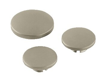 Seabury Button Caps (Set of 3) by Grohe
