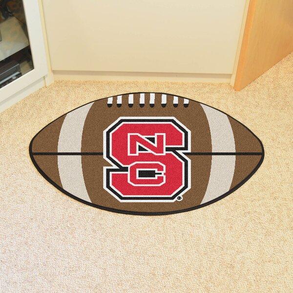 NCAA North Carolina State University Football Doormat by FANMATS
