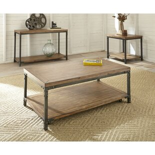 Affordable Erie Coffee Table Set By Trent Austin Design