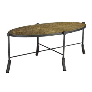 Chagnon Swerve Coffee Table ByRosecliff Heights