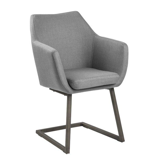 Naya Swing Upholstered Dining Chair by Corrigan Studio